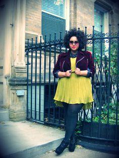 plus fashion blog