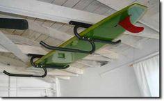 Surfboard Storage Racks – Ceiling Mounted, Modular! – Gatekeeper Surf Products