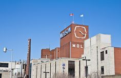 Molson Brewery - No tours