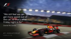 Red Bull at Singapore 2016