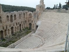 Ancient Greek theatre. It is often also called the theater in the round