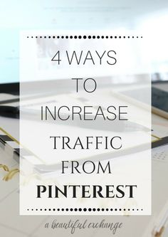 4 tips to increase Pinterest traffic http://zanraconsulting.com/