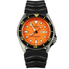 Seiko SKX011J Sports mens watch