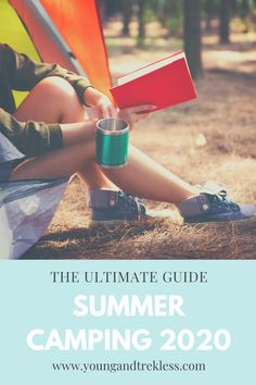 Summer is almost here, which means it's time to get camping! Things will be a little different in 2020 as we are all in various states of phasing out isolation. This guide will walk you through exactly what you need to know to camp in summer 2020, to be prepared, stay safe and healthy, and enjoy getting back to nature! Camping Packing, Camping Life, Budget Travel, Travel Tips, Best Hikes, Travel Aesthetic, Stay Safe, Trip Planning, Adventure Travel