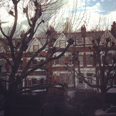 Classic West Hampstead (via Jubilee Line, London House, England And Scotland, North London, Great Restaurants, Houses, Places, Classic, Travel