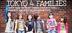 Things to do with kids in Toyko