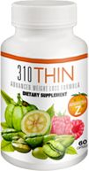 310 Thin, an appetite suppressant, is the most popular product purchased with 310 Shake.