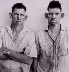 The hillbilly brothers