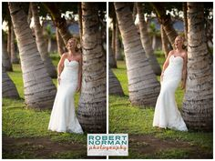 destination wedding the Olowalu Plantation House,Maui Hawaii | Robert Norman Photography @Adrienne Lampe, these are so perfect of you.