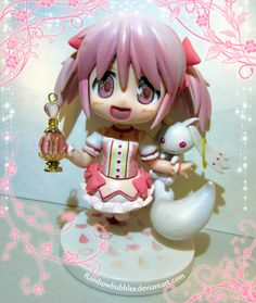 Madoka by Rainbowbubbles.deviantart.com on @deviantART