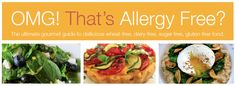 OMG! That's Allergy Free? Cookbook at 75% OFF + 12 Holiday Allergy Free Recipes - through Nov 19th!