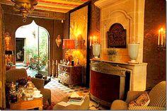 luxurious Paris apartment