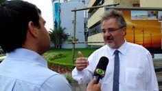 Assista na Integra a entrevista do Prefeito Eduardo Abrahão
