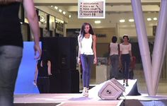 Fifty-five South African model hopefuls, have made it into the worldwide search and the finals for Top Model South Africa