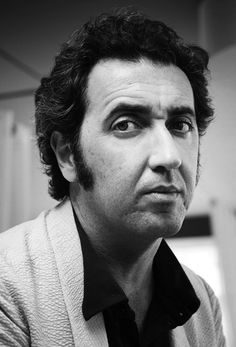Paolo Sorrentino. One of the best Italian directors.