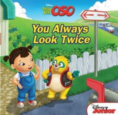 You Always Look Twice (Special Agent Oso) by Kelman. Marcy ( 2011 ) Paperback by Kelman. Marcy http://www.amazon.com/dp/B00GOHHHEU/ref=cm_sw_r_pi_dp_PexZtb10SRJEREBM