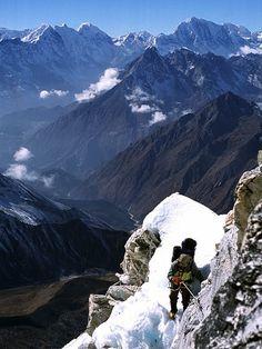 Ama Dablam - Khumbu Himal, Nepal