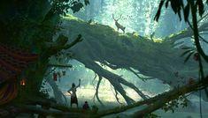 Friend, Lee b on ArtStation at https://www.artstation.com/artwork/rK0vL?utm_campaign=digest&utm_medium=email&utm_source=email_digest_mailer