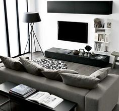 Bo Concept Modular TV Wall