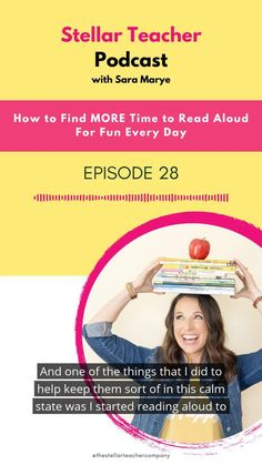 Do you struggle to find time to do read alouds? Today, I'm talking about creative ways to find more time to do read alouds in the classroom. I will tell you 6 pockets of time you can use to fit in FUN read aloud time for your students & why finding this time will pay off for your students! Teaching 5th Grade, 5th Grade Reading, Help Teaching, Teaching Reading, Guided Reading, Reading Resources, Reading Strategies, Reading Comprehension, Small Group Reading