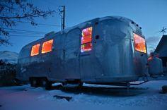 Bruce's Airstream Overlander - Tiny House Blog