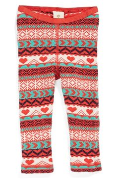 Tucker   Tate Knit Leggings (Baby Girls) available at #Nordstrom
