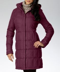My new winter jacket,  though I got it in black. HD1 Down Car Coat from Marks