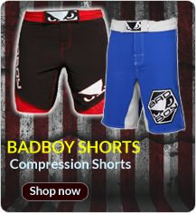 Authentic mma Clothing mma t shirts and mma shorts from venum bad boy jaco and hayabusa with shipping worldwide