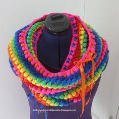 #haken, gratis patroon, Nederlands, col, sjaal, colsjaal, regenboog, #haakpatroon