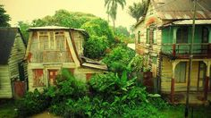 Surinaamse architectuur