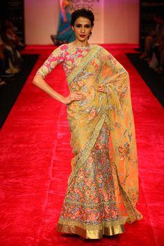 Scarlet Bindi - South Asian Fashion: Lakme Fashion Week Winter/Festive 2012 - Day 4