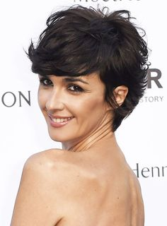 paz vega short hair - Google Search