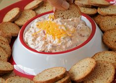 10 Minute Bacon Pepper Dip - The Taylor House