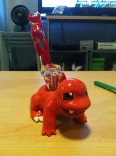smoker wouldn't choose Charmander as your starting pokemon! Lighter for days!