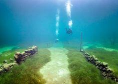 Det sunkne Atlantis viser seg å ligge på Sunnmøre.
