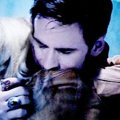 Once Upon a Time | Captain Swan Hugs