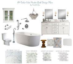 Master Bathrooms | The Plan: Master Bathroom