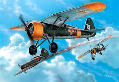PZL P-11F, Rumunia 1941r