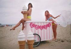 Sundae Funday / Lolli Swim Summer Collection 2015