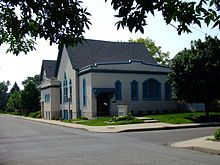 Jim Jones - first church in Indianapolis Indiana.