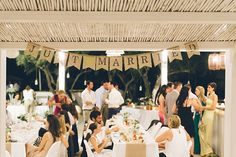 Banner γάμου Just Married. See Full Post  Photography by Wedart Photography