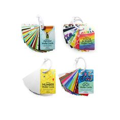 """Love these """"wallet card"""" sets for quiet time at home as well as for playing in the car and while waiting at restaurants!"""
