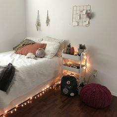 theologianstudies — so I rearranged my room last night and I didn't. Dream Rooms, Dream Bedroom, My New Room, My Room, Cozy Dorm Room, Aesthetic Room Decor, House Rooms, Room Inspiration, Bedroom Decor