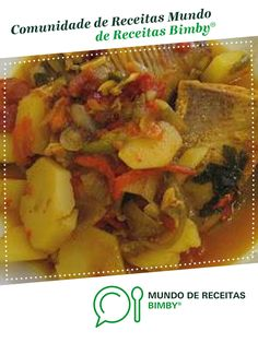 Main Courses, Portuguese Recipes, Community, Pisces, Journals, Events, Meal, Tomatoes, Thermomix