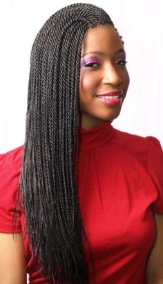 Twist Braids Hairstyles Fascinating Twist Braid Hairstyles For Black Women  Hair  Pinterest  Twist