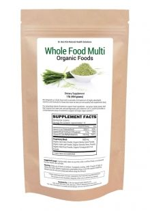 ♥Dr Ben Kim's ~ Organic Whole Food Multi - Super Food Powder - 112 Servings.one blend of the most important vitamins, minerals, and phytonutrients that we need to take daily for optimal nourishment and protection against degenerative disease.♥