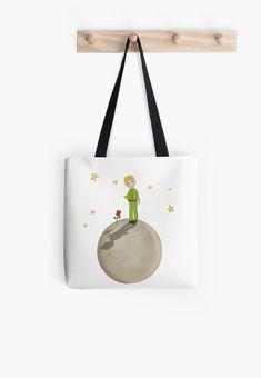 Buy 'The Little Prince' by ValentinaHramov as a T-Shirt, Classic T-Shirt, Tri-blend T-Shirt, Lightweight Hoodie, Women's Fitted Scoop T-Shirt, Women's Fitted V-Neck T-Shirt, Women's Relaxed Fit T-Shirt, Graphic T-Shirt, Women's Chiffon Top...