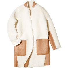 コート ❤ liked on Polyvore featuring outerwear, coats, jackets, coats & jackets, coat/jacket and white coat