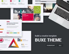 Buxe Powerpoint Template