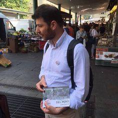 #diario elettorale del 28 #maggio2016 ... #SiAmoTorino al #mercato ... con #ClaudioBertolotti per ##GuglielmoDelPero #Sindaco ... #Torino #Torino2016 #amministrative2016 #comunali2016 #elezioniTorino #TorinoCiStaACuore #torinesi #CittaMetropolitana #DelPero #Bertolotti #cambiamento